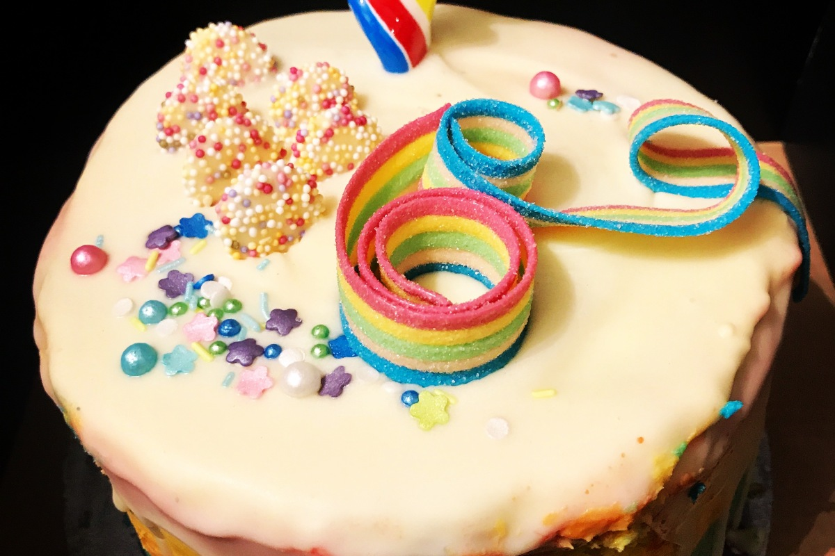 Cake  CocoChlo Blog - Mr tickle birthday cake